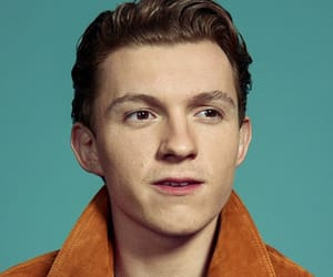 tom holland and spider man image