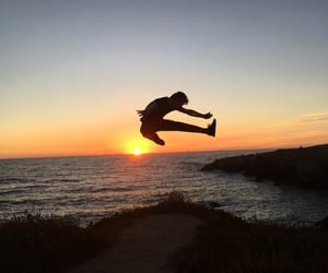 jump, portugal, and summer image