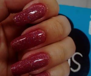 brightness, long nails, and nails image