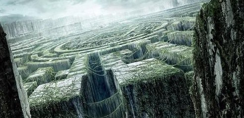 article and maze runner image