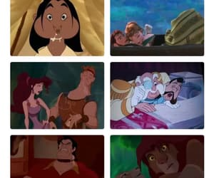 beauty and the beast, cinderella, and disney image