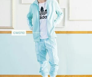 adidas, asian, and boy image