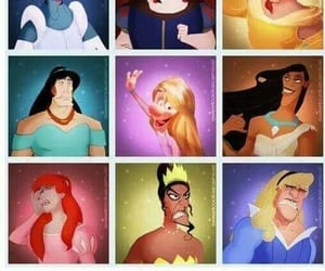 beauty and the beast, disney, and disney princesses image
