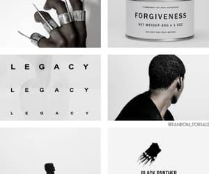 aesthetic, fandom, and t'challa image