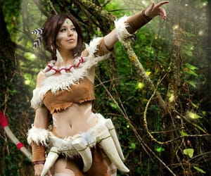 league, leagueoflegends, and cosplay image