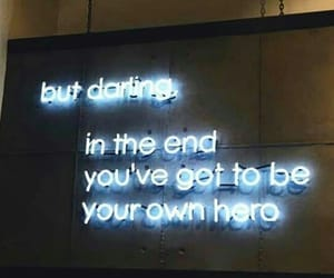 quotes, hero, and glow image