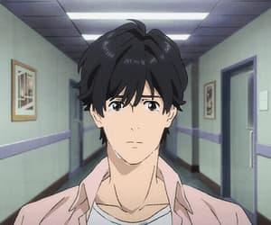 banana fish, anime, and gif image