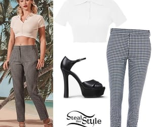 actres, lili reinhart, and steal her style image