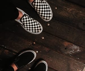 moody, slipon, and vans image