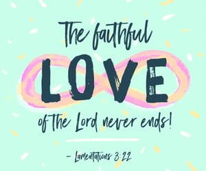vers of the day, thank you lord, and he is everything image