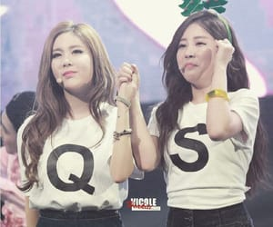 kpop, soyeon, and qri image