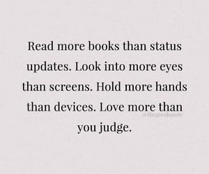 quotes, books, and eyes image