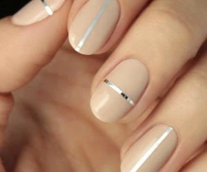 bellezza, nail art, and Nude image