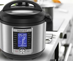 instant pot, instapot, and instapot review image