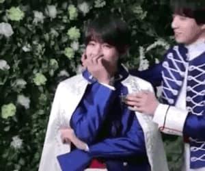 bts, taehyung, and jungkook image