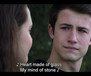 thirteen reasons why, dylan minnette, and hannah baker image