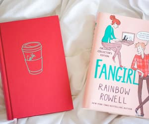 book, rainbowrowell, and books image