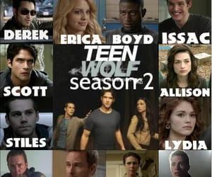 teen wolf and teen wolf season 2 image