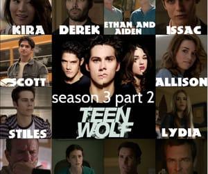 teen wolf, teen wolf season 3b, and teen wolf season 3 part 2 image