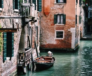 travel, view, and venice image