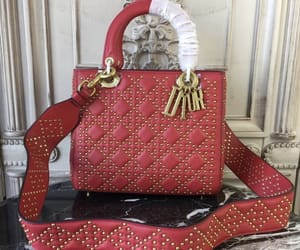 bag, chic, and heart image