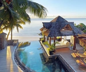 travel, paradise, and summer image