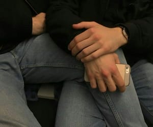 hands, aesthetic, and boy image