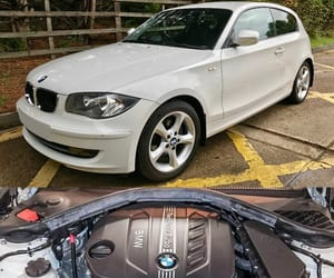 bmw 1 series, idrive system, and bmw 118d image