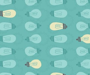background, bulb, and decor image