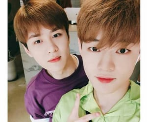 idol, nct, and chenle image