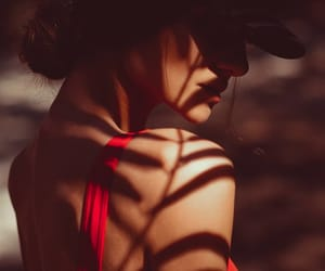 girl, mood, and perfection image