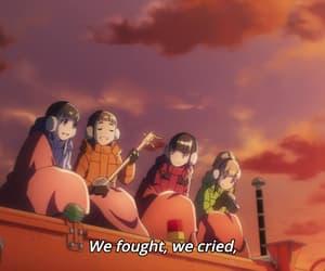 anime and sora yori mo tooi basho image