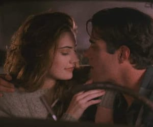 couple, love, and Twin Peaks image