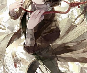 anime, art, and bungo stray dogs image
