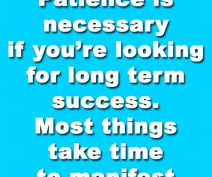 life, life lessons, and patience image