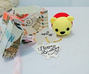 crochet, cute, and gift image