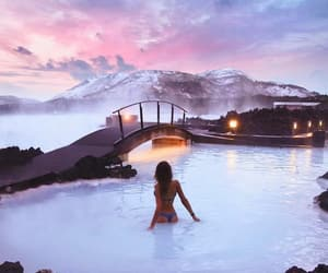 travel, iceland, and nature image