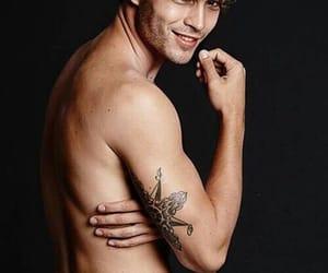 boy, tattoo, and 😍 image