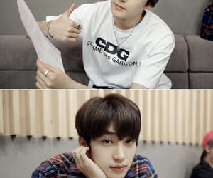 hyunjae, the boyz, and sangyeon image