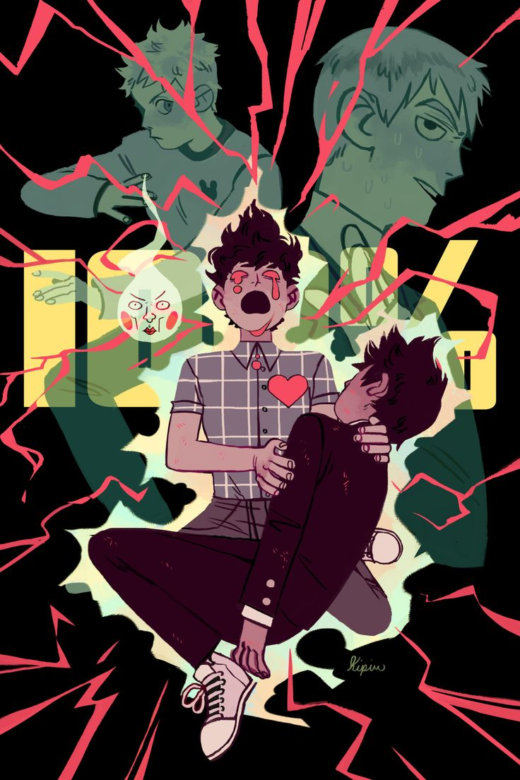 68 Images About Mob Psycho 100 On We Heart It See More About Mob