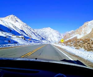 argentina, mendoza, and mountains image