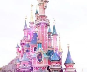 disney, magic, and pink image