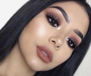makeup, babe, and bae image