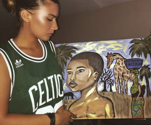 adidas, beauty, and NBA image