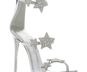 giuseppe zanotti, sandals, and stars image