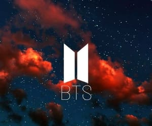 sky, wallpaper, and bts image