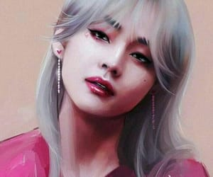 kpop, bts, and fanart image