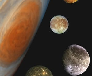 alternative, galaxy, and moon image