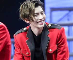 nine percent, cai xukun, and 9percent image