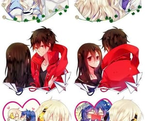 anime, kawaii, and kagerou project image
